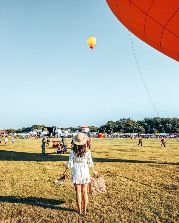 4 Things to Know Before Heading to the Plano Balloon Festival