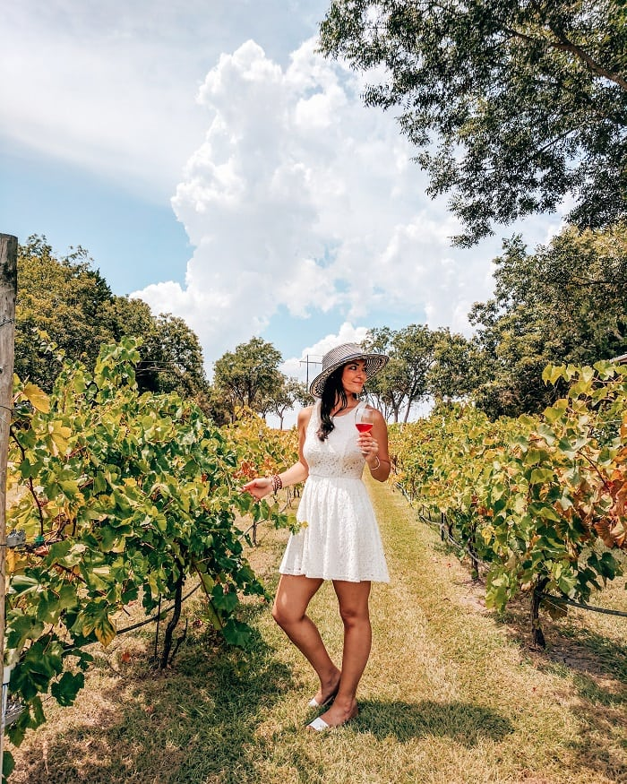 THE BEST VINEYARD NEAR DALLAS