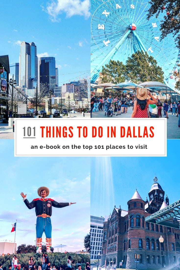 things to do in dallas