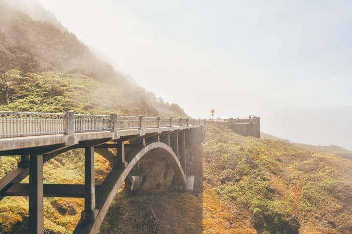 cooks chasm bridge