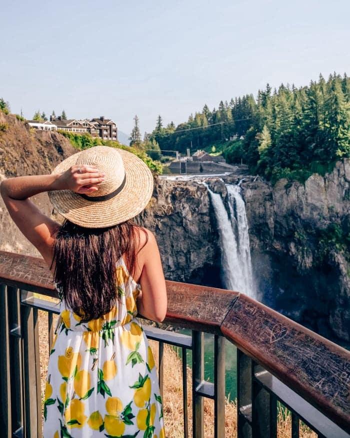 washington state waterfalls