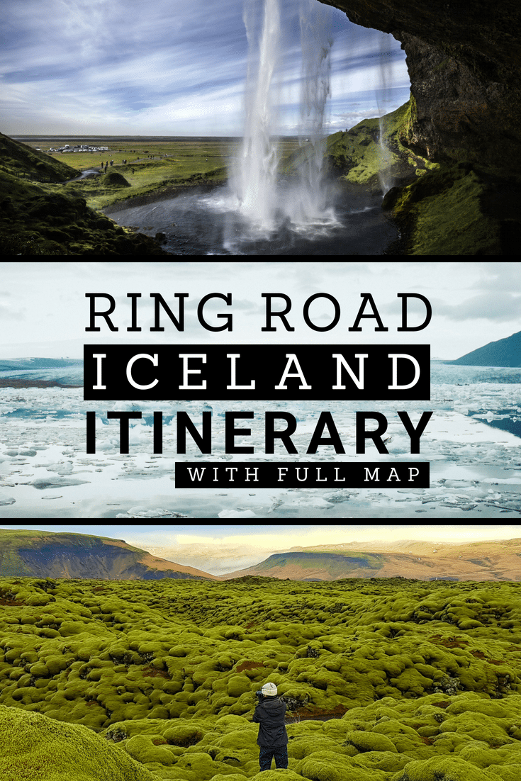 This Iceland Itinerary around the Ring Road covers where to go and what to see in Iceland. It's a full itinerary that goes over exactly where to visit on a road trip around Iceland. It has more than just Iceland travel tips- there's also a full Google Map of each location and daily route! You can modify this to fit anywhere from a 5 day to two week schedule. #itinerary #icelanditinerary #iceland #ringroad #ringroaditinerary #travel #traveliceland #visiticeland