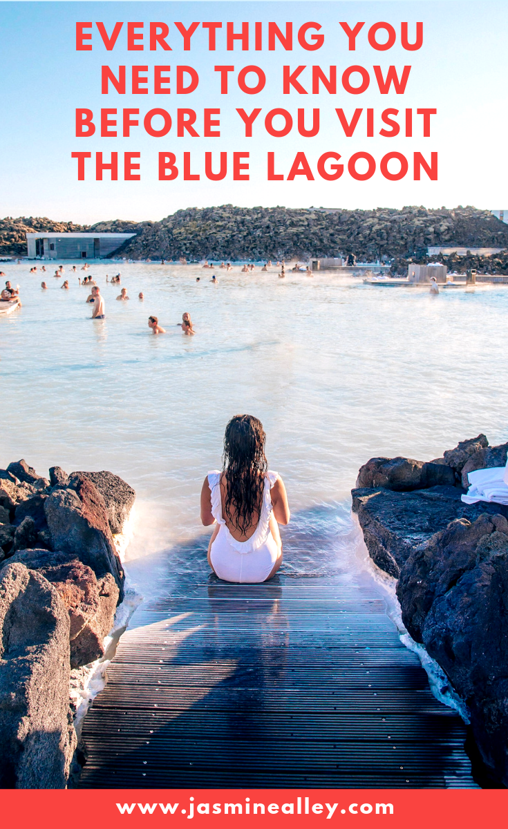 If you plan on visiting the Blue Lagoon in Iceland, here are 14 things that no one tells you about it! I tried researching these logistic, Instagram, and photography questions before my visit, and couldn\'t find a concrete answer for many of them! The Blue Lagoon is a must if you\'re looking for things to do in Iceland or on your an airport layover in Iceland. It\'s an Instagram perfect destination, don\'t miss out! #iceland #traveliceland #bluelagoon #bluelagooniceland #bucketlisttravel