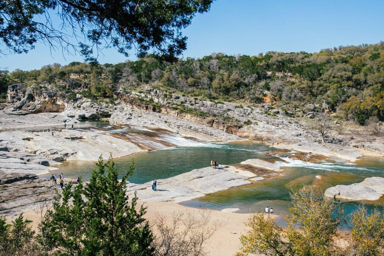 pedernales state falls overlook