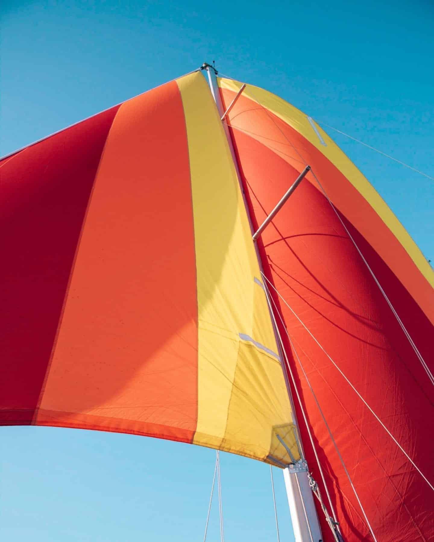 sail with scott sail