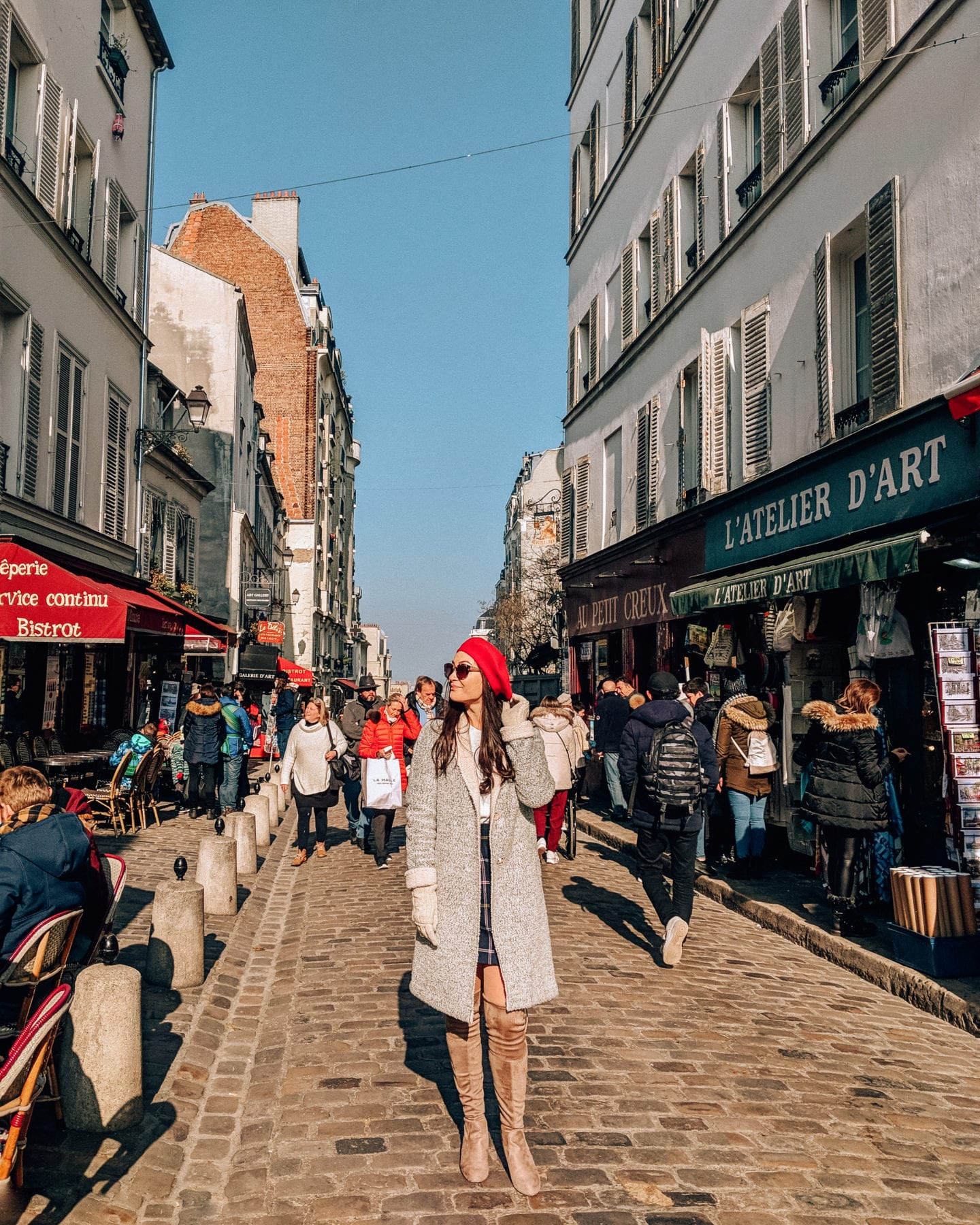 What to Do When Visiting Montmartre in Paris