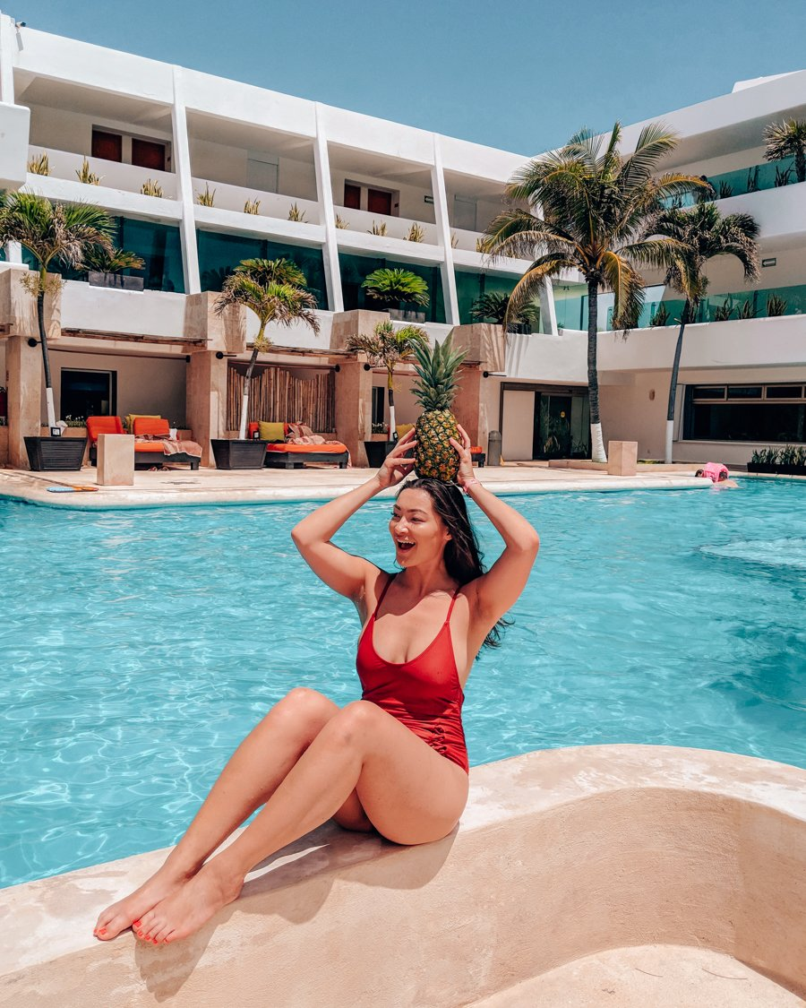 fun in the sun at our all-inclusive resort on Isla de Mujeres