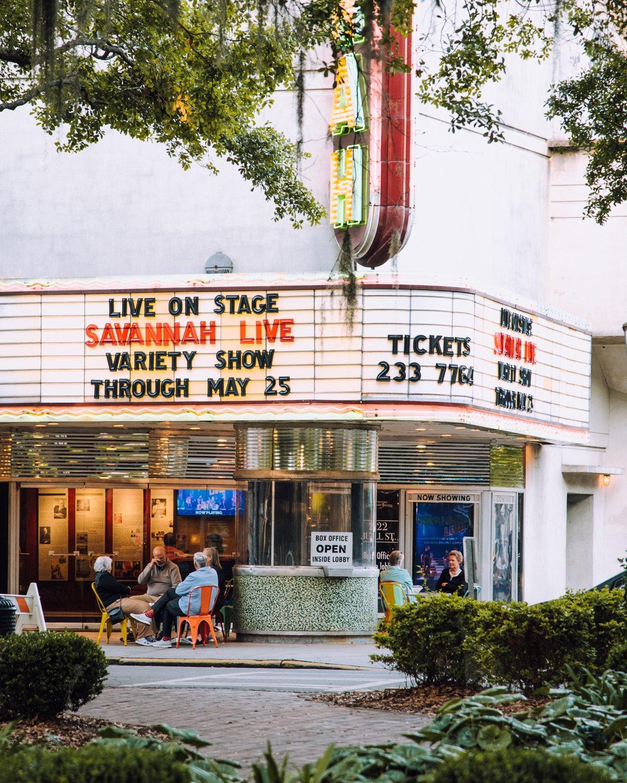 The Savannah Theater